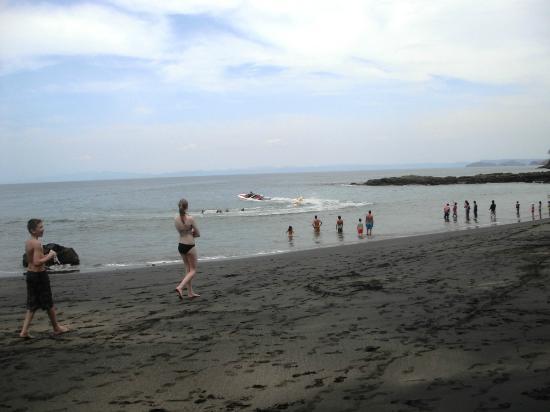 Bahia Pez Vela Resort: Playa