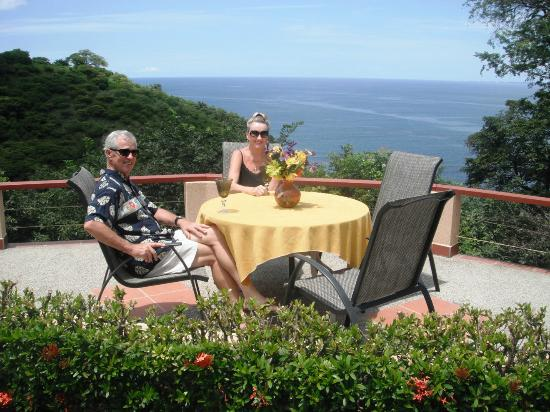 Bahia Pez Vela Resort: Vista al oceano
