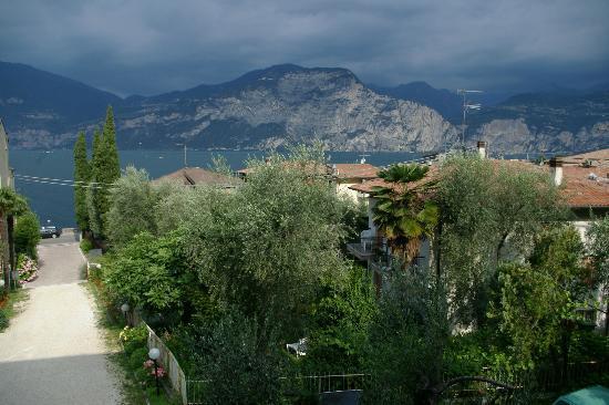 Albergo Carlo: The view
