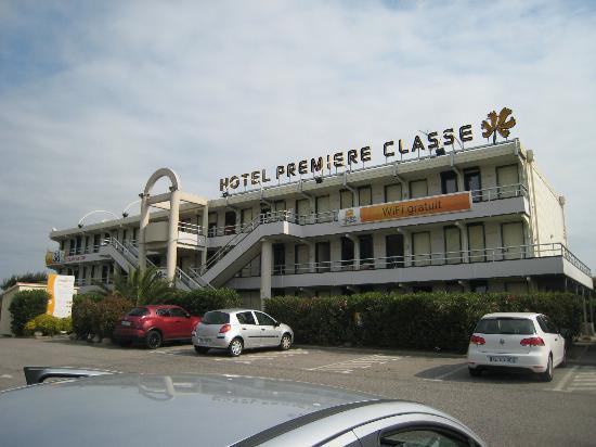 Hotel Premiere Classe Perpignan Sud: hotel premiére classe perpignan
