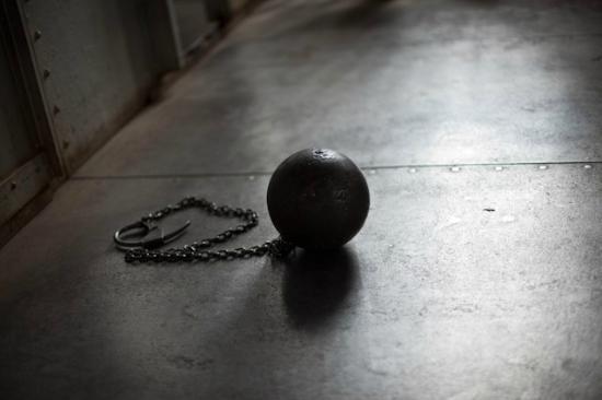 San Juan County Historical Society: Jailbreak is impossible