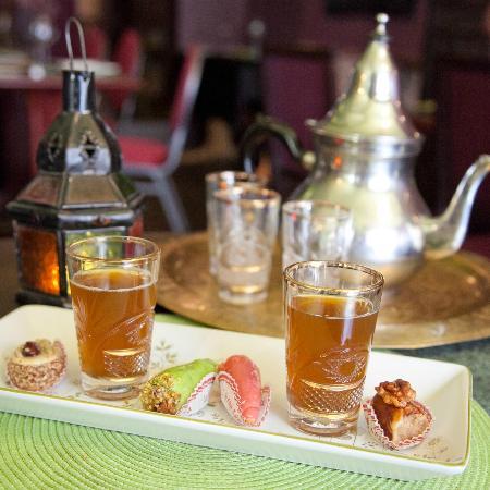 La Babouche : Le thé