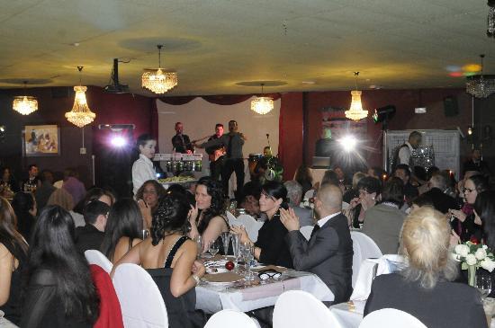 La Babouche : Une grande soirée 250 personnes