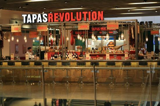 ‪Tapas Revolution  Bluewater‬