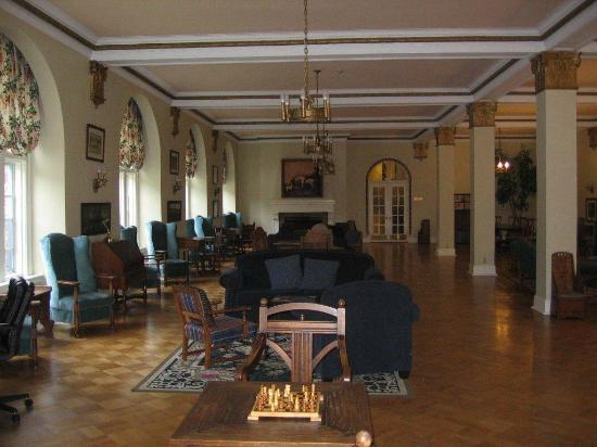 Digby Pines Golf Resort & Spa: Lobby