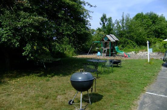 Ephraim Motel: Playground