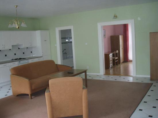 Hotel U Rytire: Suite