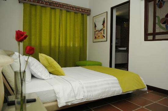 Kolor Hotel Boutique: Habitacion - Almendra