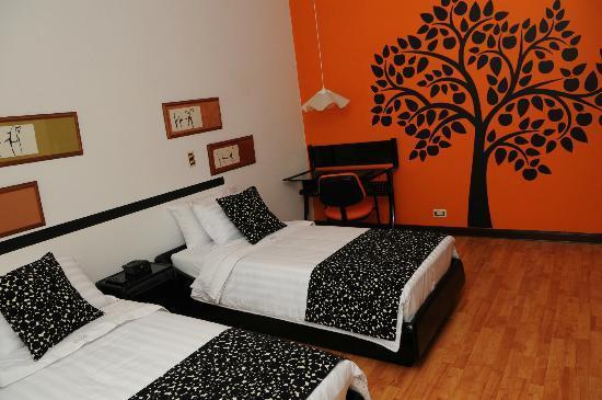 Kolor Hotel Boutique: Habitacion - Siena