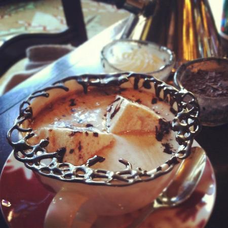 Flame Restaurant : Flame - Signature Hot Chocolate