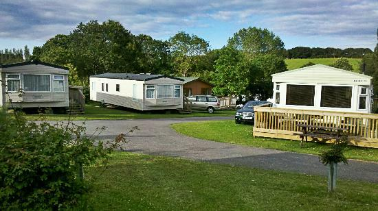 Lady's Mile Holiday Park : Static Caravan's - Super Sapphire