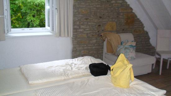 Postkutscherl: Annexe bedroom at front