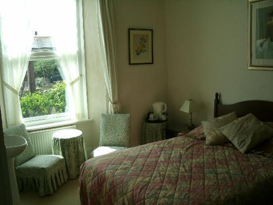 Glenleigh House Bed & Breakfast : Bedroom
