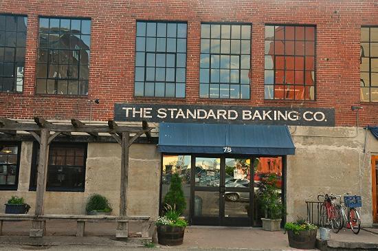 Standard Baking Co. : The Standard Bakery