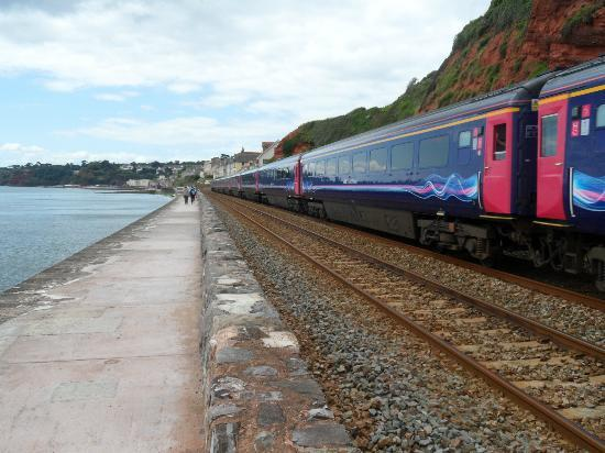 South West Coast Path National Trail: clickety clack