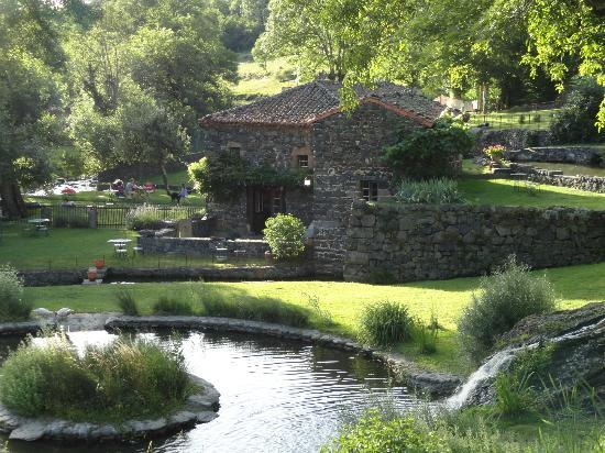 Le Moulin : La maison