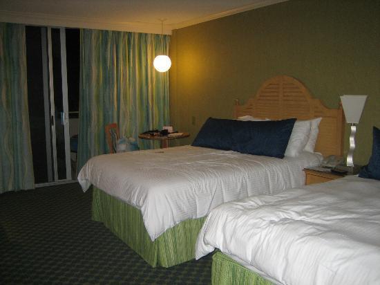 Pan American Hotel: Room (B)