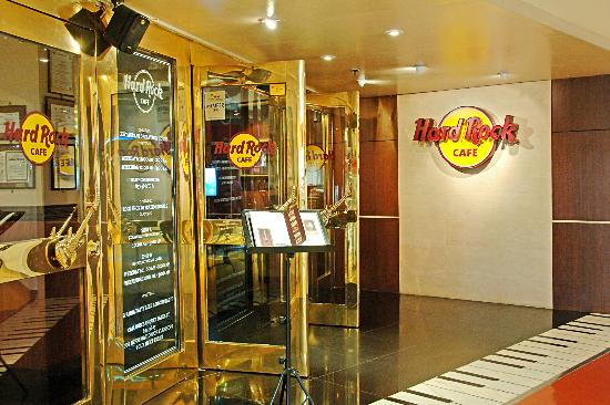 Hard Rock Cafe Makati Closed
