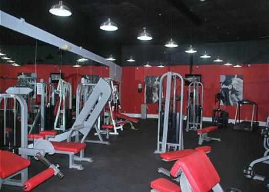 Design Suites Miami Beach: BRAND NEW GYM