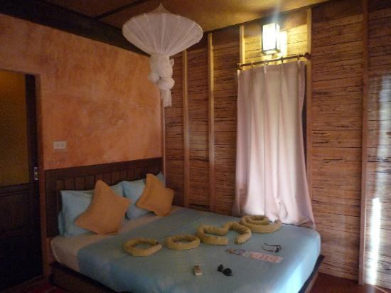 Sabai Beach Resort: Bedroom