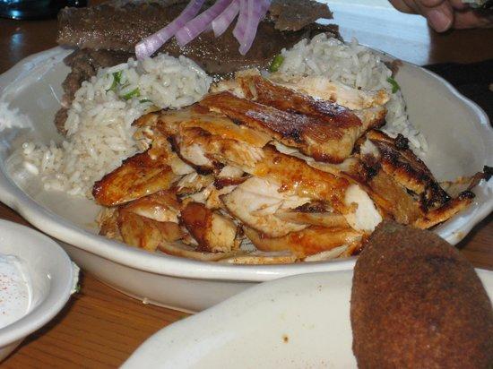 lebanese chicken shawarma