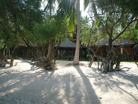 Sabai Beach Resort: Beach