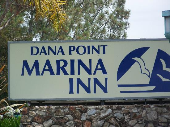 Dana Point Marina Inn: Welcome to