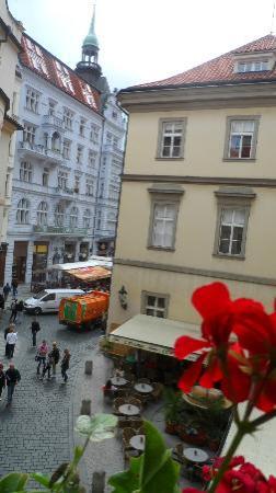 Clementin Old Town: Vista en 2do piso