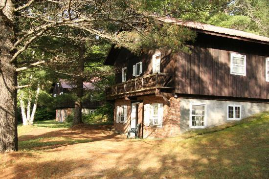 The Inn on Gore Mountain: Another angle