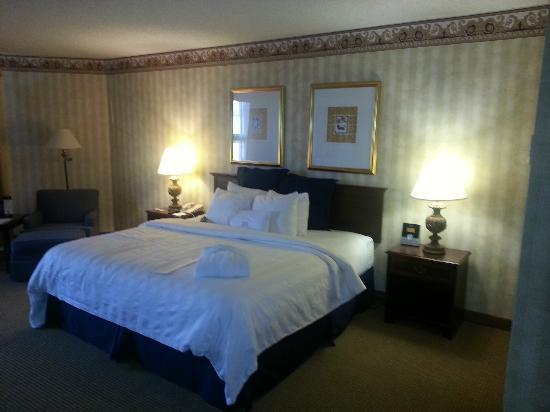 Crowne Plaza Houston - Brookhollow: Room 200 - Bed