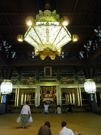 Kyomachiya Ryokan Sakura Honganji: tempio Nishi
