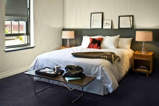 Palihouse West Hollywood : The most comfortable hotel bed I have ever slept in