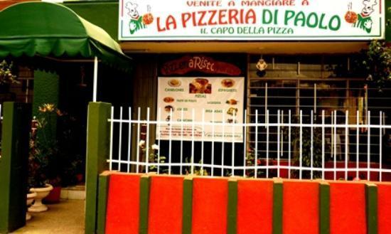 la pizzeria de paolo