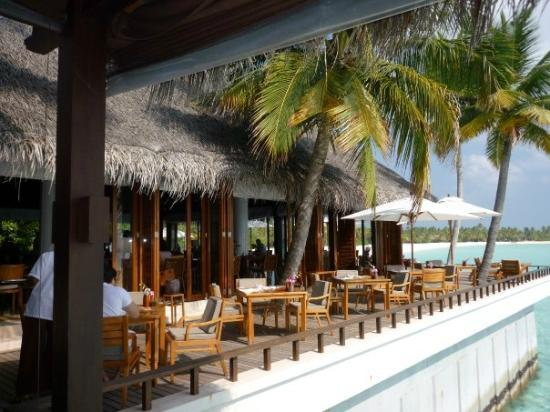 One&Only Reethi Rah: colazione