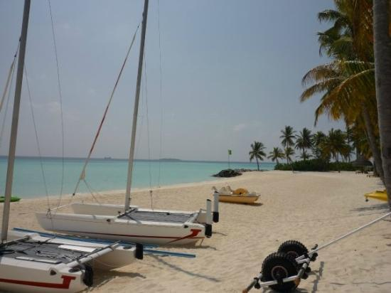 One&Only Reethi Rah: spiaggia
