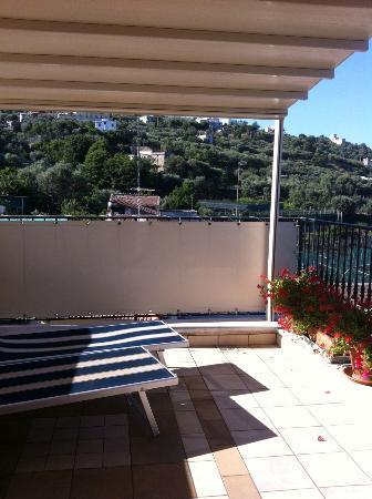 Hotel La Primavera: Balcony