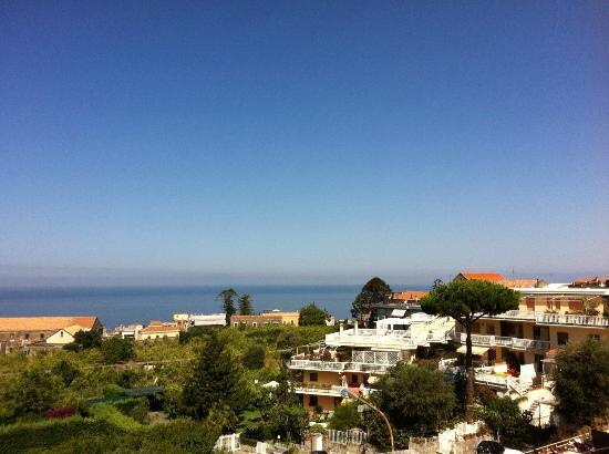 Hotel La Primavera: Balcony View