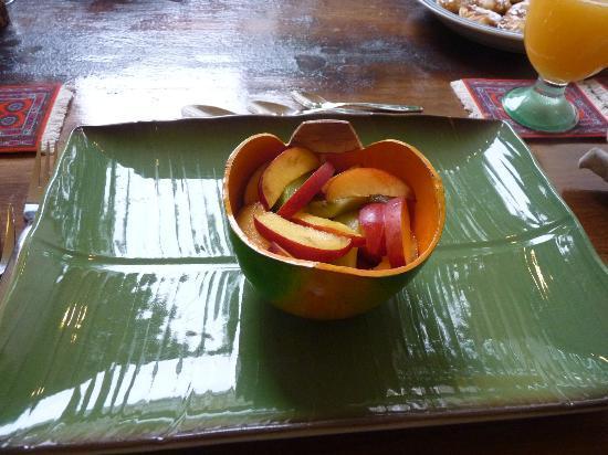 Suite 259: salade de fruits frais