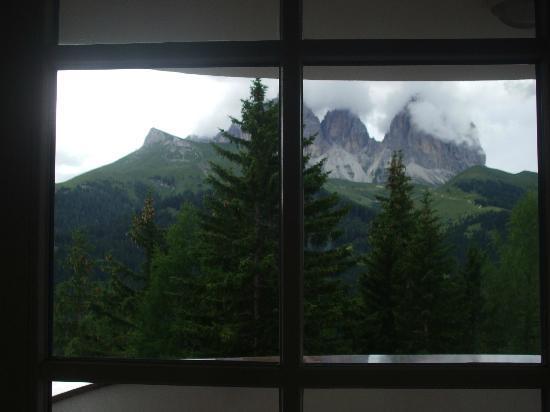 Hotel Bellavista: Vista dall'ascensore dell'albergo