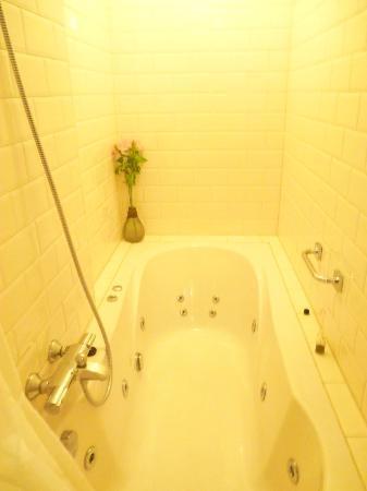 Suite 259: le top de la baignoire