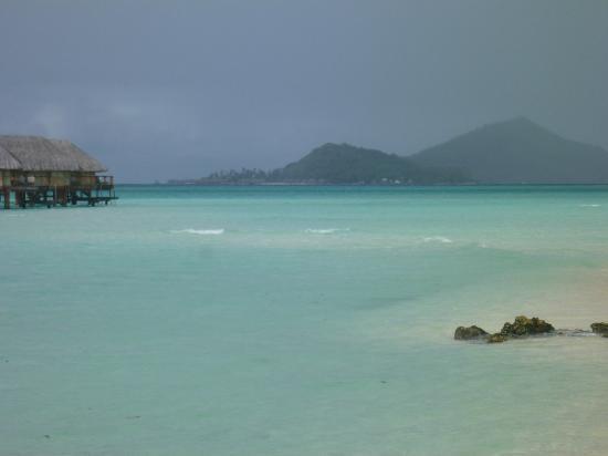 Bora Bora Pearl Beach Resort & Spa: spiaggia