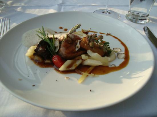 Castel Fragsburg: Köstliches Essen, originell angerichtet