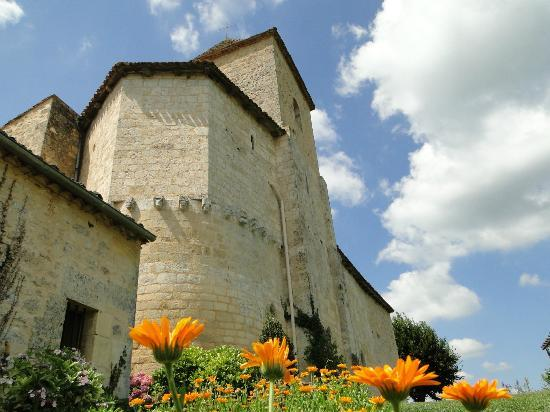 Coteau de Belpech : coté chapelle