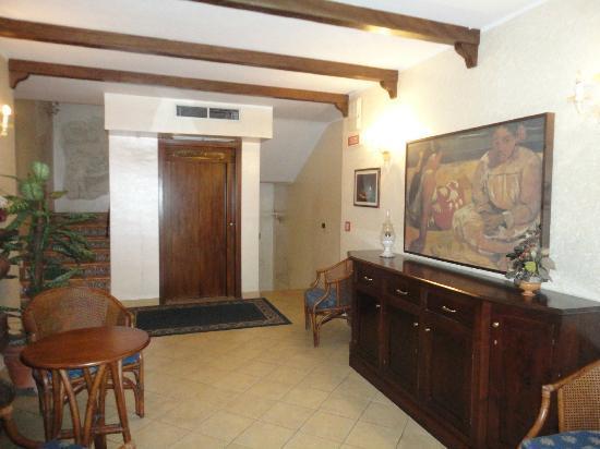 Hotel U Bais: il I piano