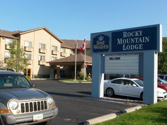 Best Western Rocky Mountain Lodge : Rocky Mountain Lodge