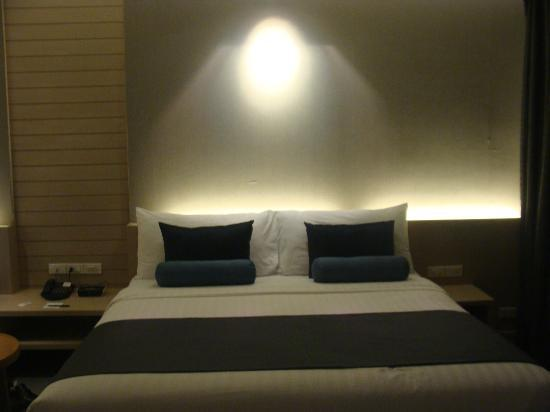 The ASHLEE Heights Patong Hotel & Suites: Very Comfortable Beds