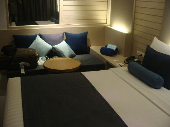 The ASHLEE Heights Patong Hotel & Suites: Spacious Rooms