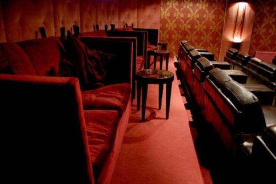 Luxe Cinema: Premier seating