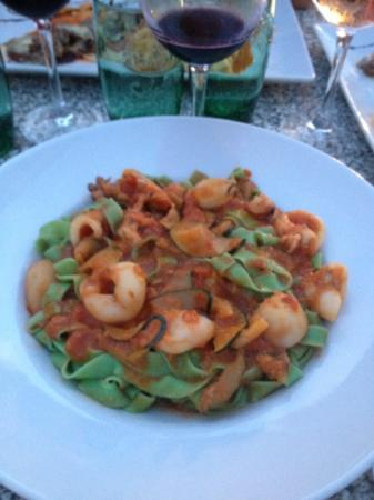 Great italian food with french influence review of - French cuisine influences ...