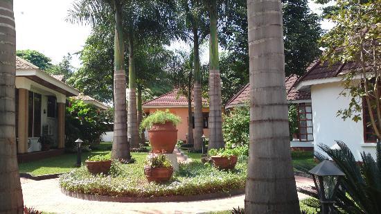 Sal Salinero Hotel: Hotel grounds